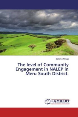 The level of Community Engagement in NALEP in Meru South District.