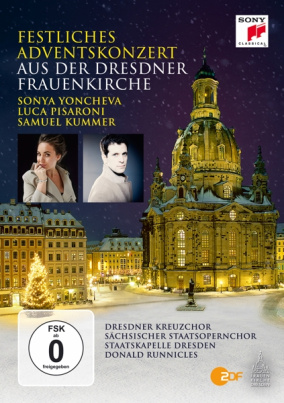 Festl. Adventskonzert 2015 Dresdner Frauenkirche