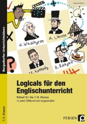 Logicals für den Englischunterricht - 7./8. Klasse