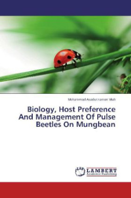 Biology, Host Preference And Management Of Pulse Beetles On Mungbean