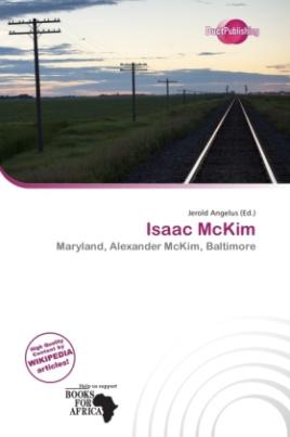 Isaac McKim
