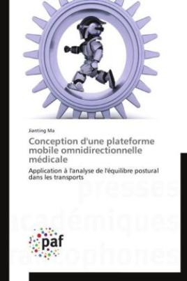 Conception d'une plateforme mobile omnidirectionnelle médicale
