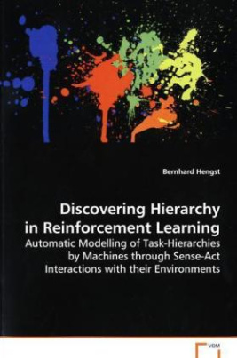Discovering Hierarchy in Reinforcement Learning