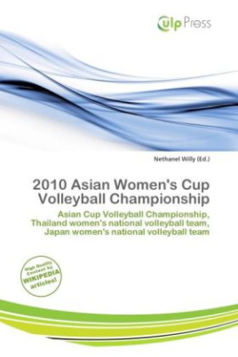 2010 Asian Women's Cup Volleyball Championship
