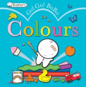 Go! Go! Bobo! Colours