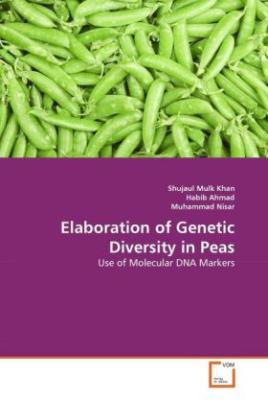 Elaboration of Genetic Diversity in Peas