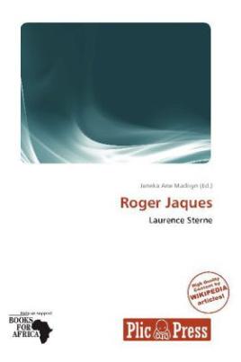Roger Jaques