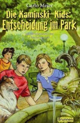 Die Kaminski-Kids - Entscheidung im Park