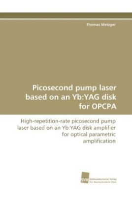 Picosecond pump laser based on an Yb:YAG disk for OPCPA