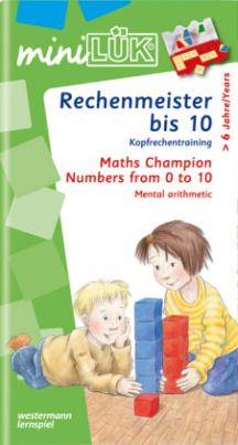 Rechenmeister bis 10