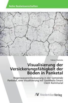 Visualisierung der Versickerungsfähigkeit der Böden in Panketal