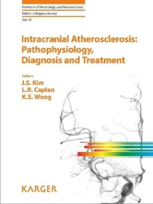 Intracranial Atherosclerosis: Pathophysiology, Diagnosis and Treatment