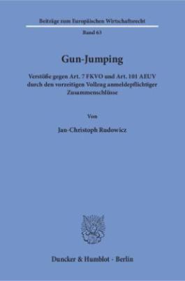 Gun-Jumping