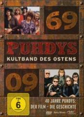 Puhdys - 40 Jahre Puhdys (DVD)