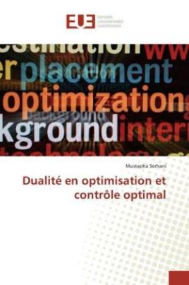 Dualité en optimisation et contrôle optimal