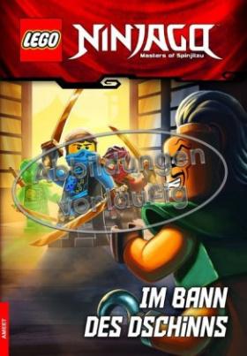LEGO Ninjago - Im Bann des Dschinn