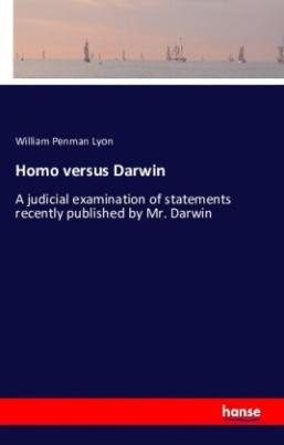 Homo versus Darwin