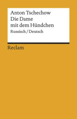 Die Dame mit dem Hündchen, Russisch/Deutsch