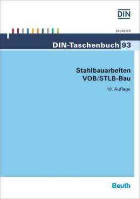 Stahlbauarbeiten VOB/STLB-Bau
