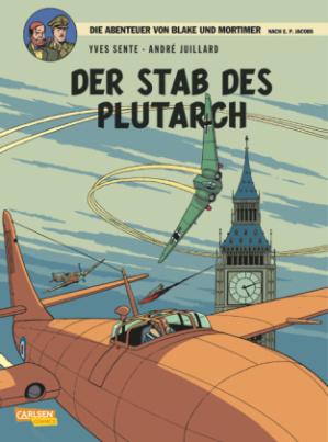 Die Abenteuer von Blake und Mortimer - Der Stab des Plutarch