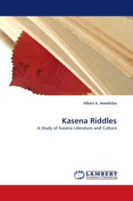 Kasena Riddles
