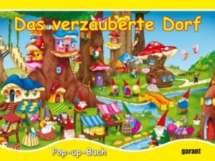Das verzauberte Dorf, Pop-up-Buch