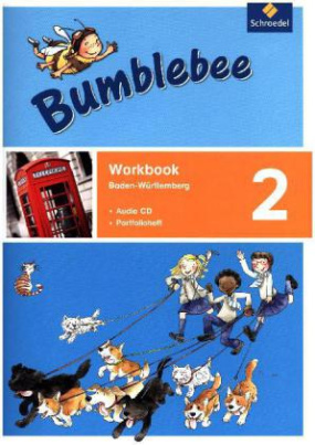 Workbook 2 mit Pupil's Audio-CD