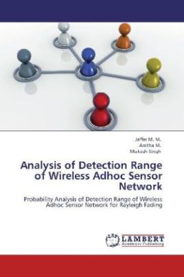Analysis of Detection Range of Wireless Adhoc Sensor Network