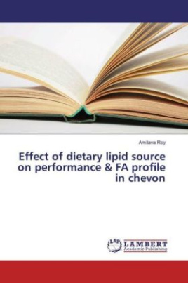 Effect of dietary lipid source on performance & FA profile in chevon