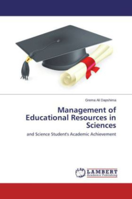 Management of Educational Resources in Sciences