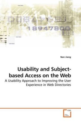 Usability and Subject-based Access on the Web