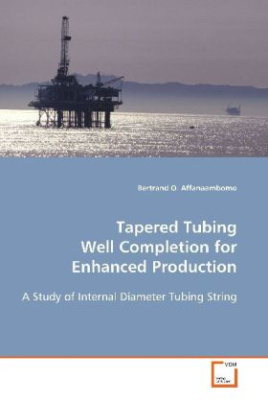 Tapered Tubing Well Completion for Enhanced Production