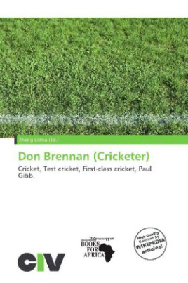 Don Brennan (Cricketer)