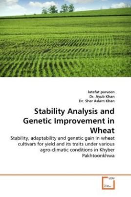 Stability Analysis and Genetic Improvement in Wheat