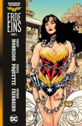 Wonder Woman: Erde Eins. Bd.1