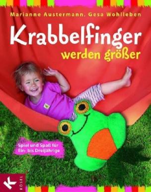 Krabbelfinger werden größer