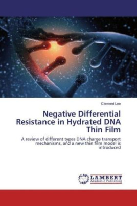 Negative Differential Resistance in Hydrated DNA Thin Film