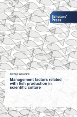 Management factors related with fish production in scientific culture