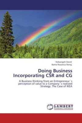 Doing Business Incorporating CSR and CG