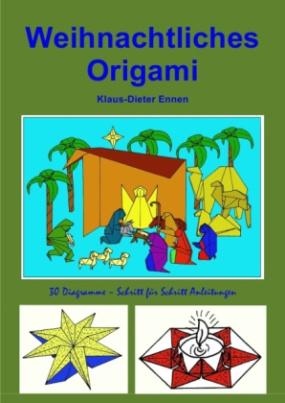 Weihnachtliches Origami