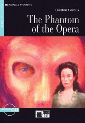 The Phantom of the Opera, w. Audio-CD