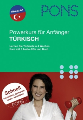 PONS Power-Sprachkurs Türkisch, m. 2 Audio-CDs
