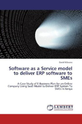 Software as a Service model to deliver ERP software to SMEs
