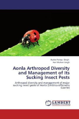 Aonla Arthropod Diversity and Management of Its Sucking Insect Pests