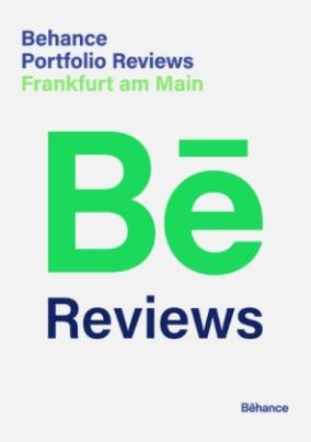 Behance Portfolio Reviews Frankfurt am Main