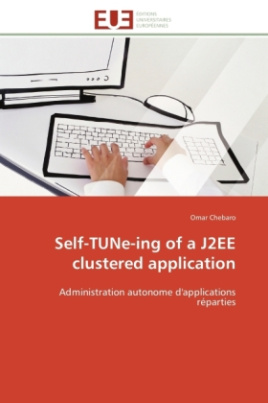Self-TUNe-ing of a J2EE clustered application