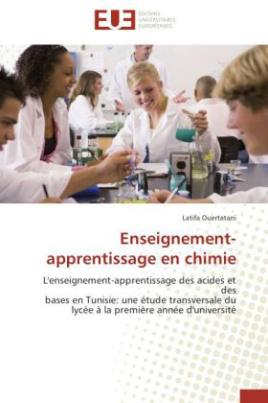 Enseignement-apprentissage en chimie
