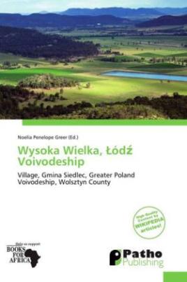 Wysoka Wielka,  ód  Voivodeship