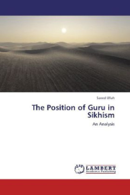 The Position of Guru in Sikhism