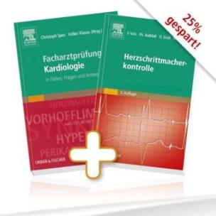 Kardiologie Paket, 2 Bde.
